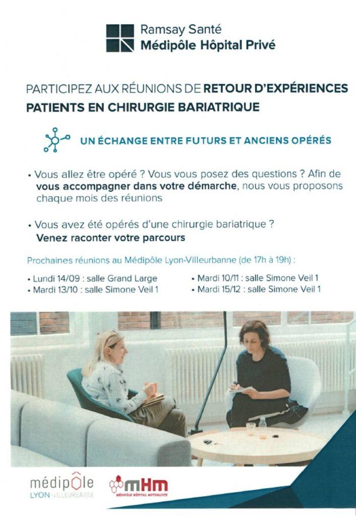 lyer-réunion-patients-chirurgie-bariatrique